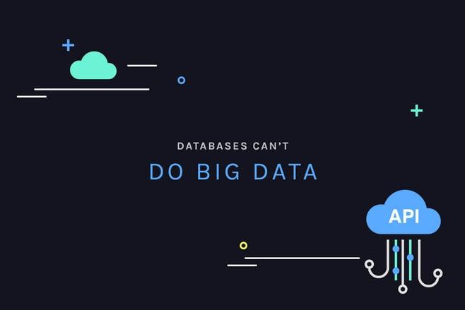 Databases can't do big data - Hewlett Packard Enterprise Community