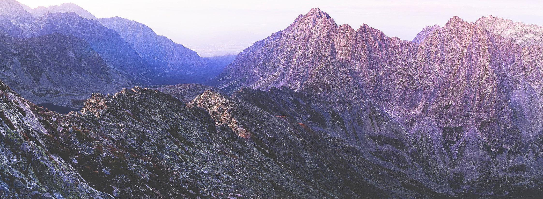 azure stack mountains